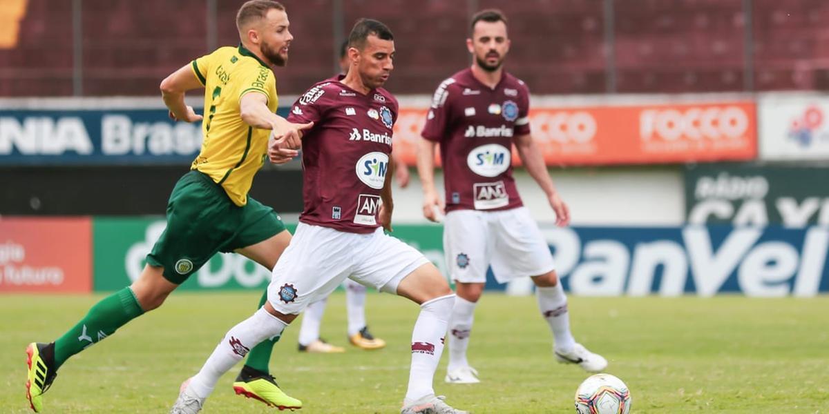 Caxias é finalista do primeiro turno do Gauchão