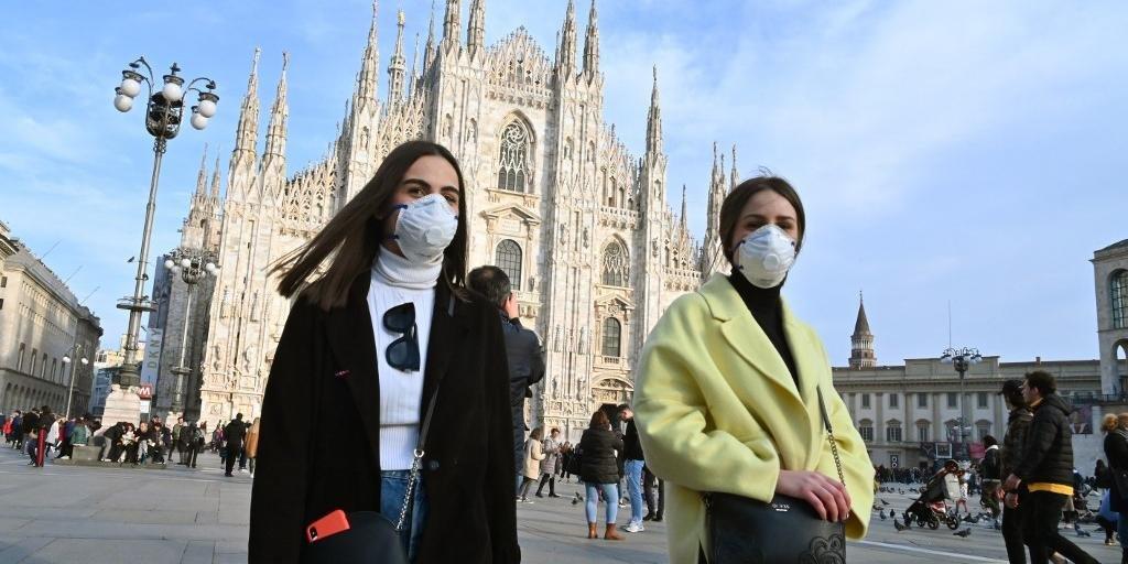 Autoridades decidiram fechar lugares de grande circulação devido ao aumento de casos do novo coronavírus