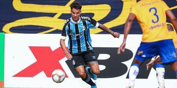 Ferreira foi afastado do grupo principal do Grêmio até acertar a renovação de contrato