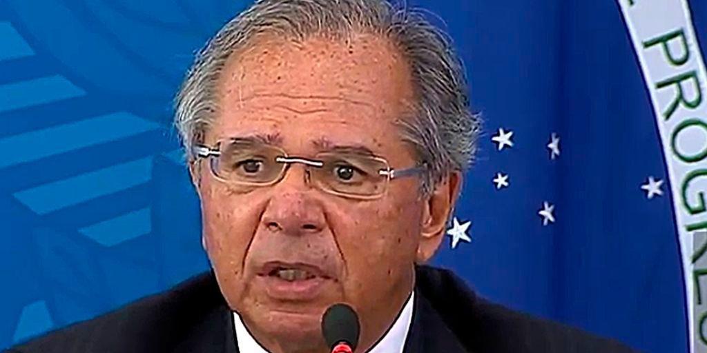 Medida foi anunciada pelo ministro da Economia, Paulo Guedes, nesta quarta-feira