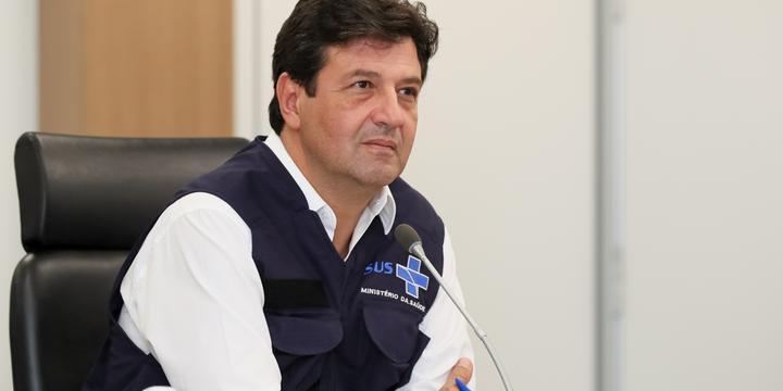 Resultado de imagem para Em reunião, Mandetta defende adiar eleições de 2020 para conter coronavírus
