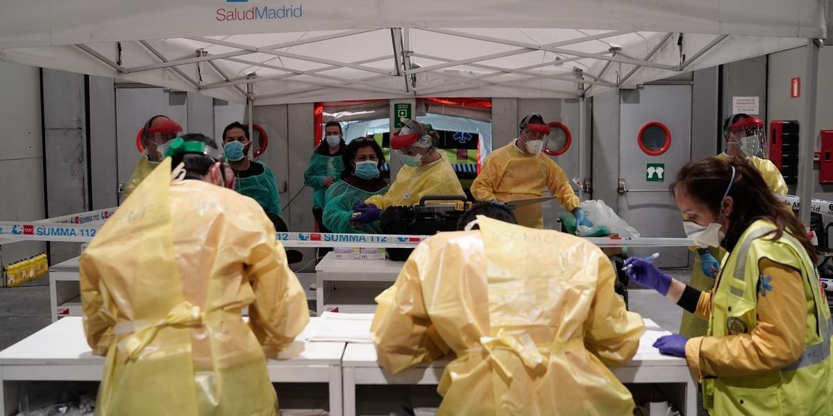 Ao todo, há mais de 33 mil infectados