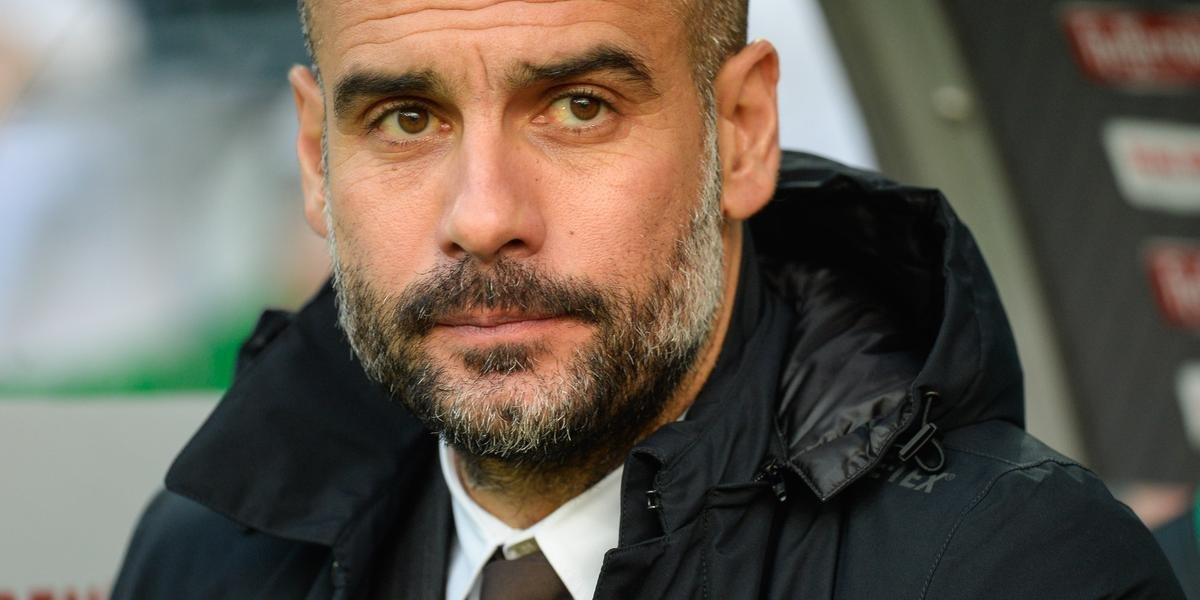 Guardiola irá doar 1 milhão de euros no combate ao coronavírus