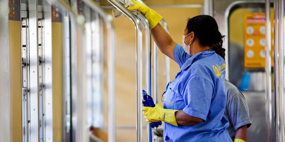 Empresa tem reforçado os cuidados de higiene para evitar contágios