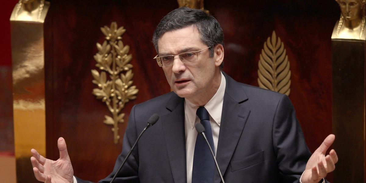 Devedjian foi um símbolo do liberalismo francês