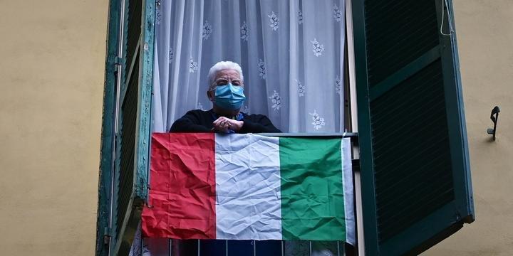 Pela primeira vez desde início da pandemia, Itália tem queda no número de  doentes com Covid-19