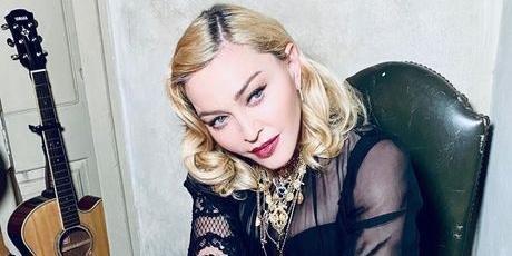 Madonna revela que contraiu o novo coronavírus
