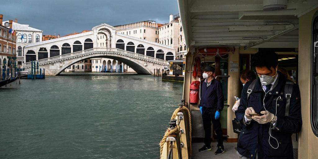 A partir de 3 de junho, os italianos também poderão viajar livremente por todo país