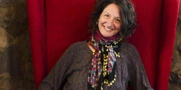 escritora,  poeta e atriz Paula Taitelbaum