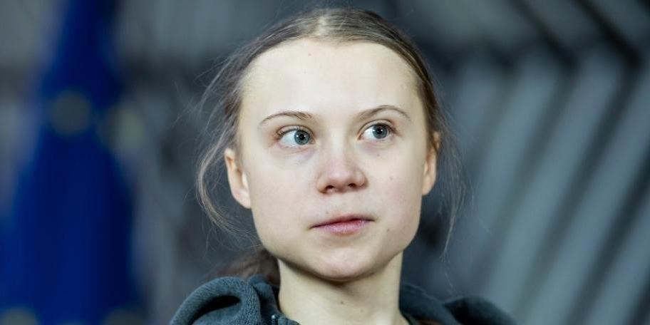A ativista climática sueca Greta Thunberg já doou um prêmio de 100 mil dólares para combater a pandemia