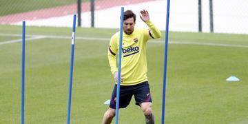 Cuidados deverão ser severos para Messi e companhia