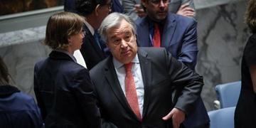Guterres alertou para a falta de unidade no combate à pandemia