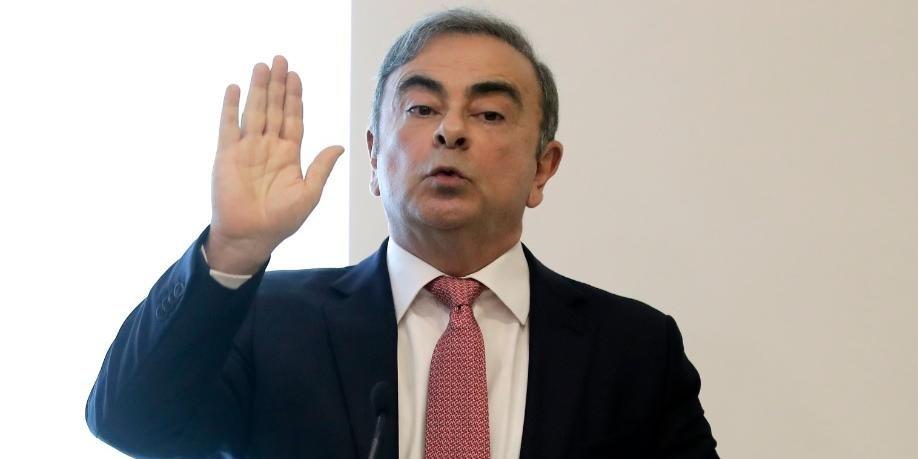 Cúmplices de Ghosn foram detidos nos Estados Unidos
