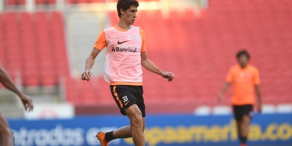 Presidente Medeiros lamentou lesão do volante Rodrigo Dourado