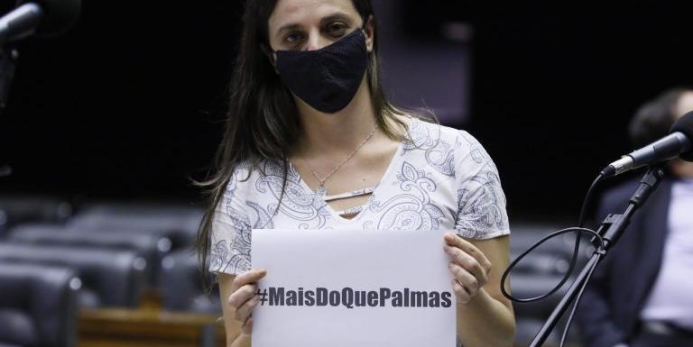 Fernanda Melchionna divulgou movimento que inspirou projeto
