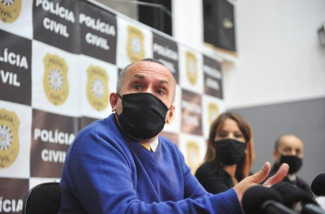 Menino de Planalto morreu por asfixia, confirma delegado