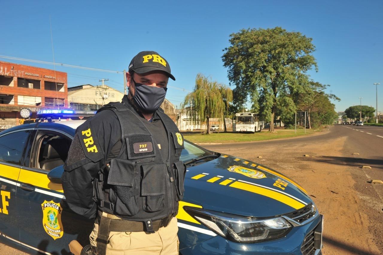 PRF se adapta para manter combate ao tráfico nas rodovias durante a  pandemia de Covid-19