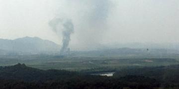 Coreia do Norte explode escritório de ligação com o Sul