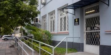 Localizada no Palácio da Polícia, a 2ª DPPA possui entrada exclusiva para registro de ocorrências da população