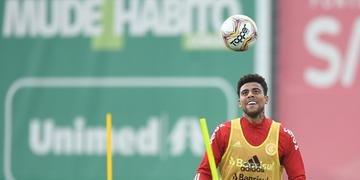 Inter aguarda definição para encaminhar saída de Gustagol ao futebol asiático