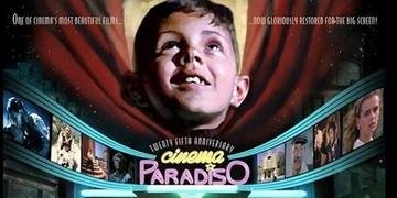 'Cinema Paradiso' será exibido no Belas-Artes Drive-in