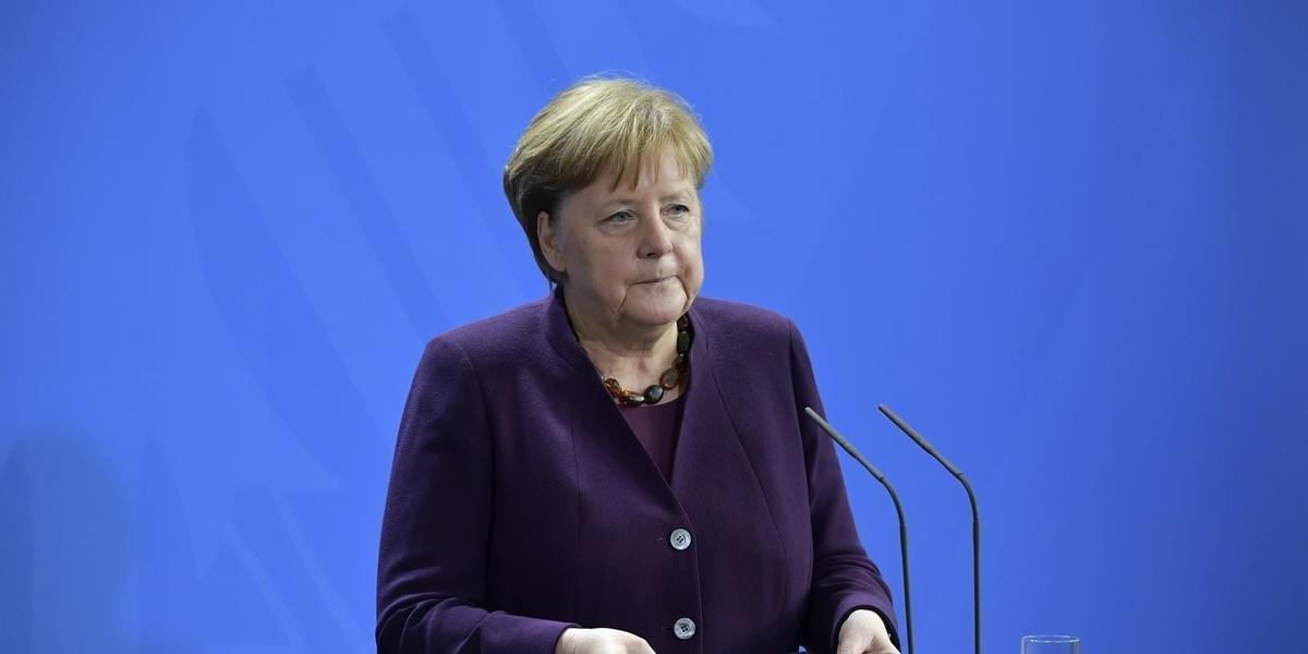 Angela Merkel fala em acordo sobre plano de recuperação