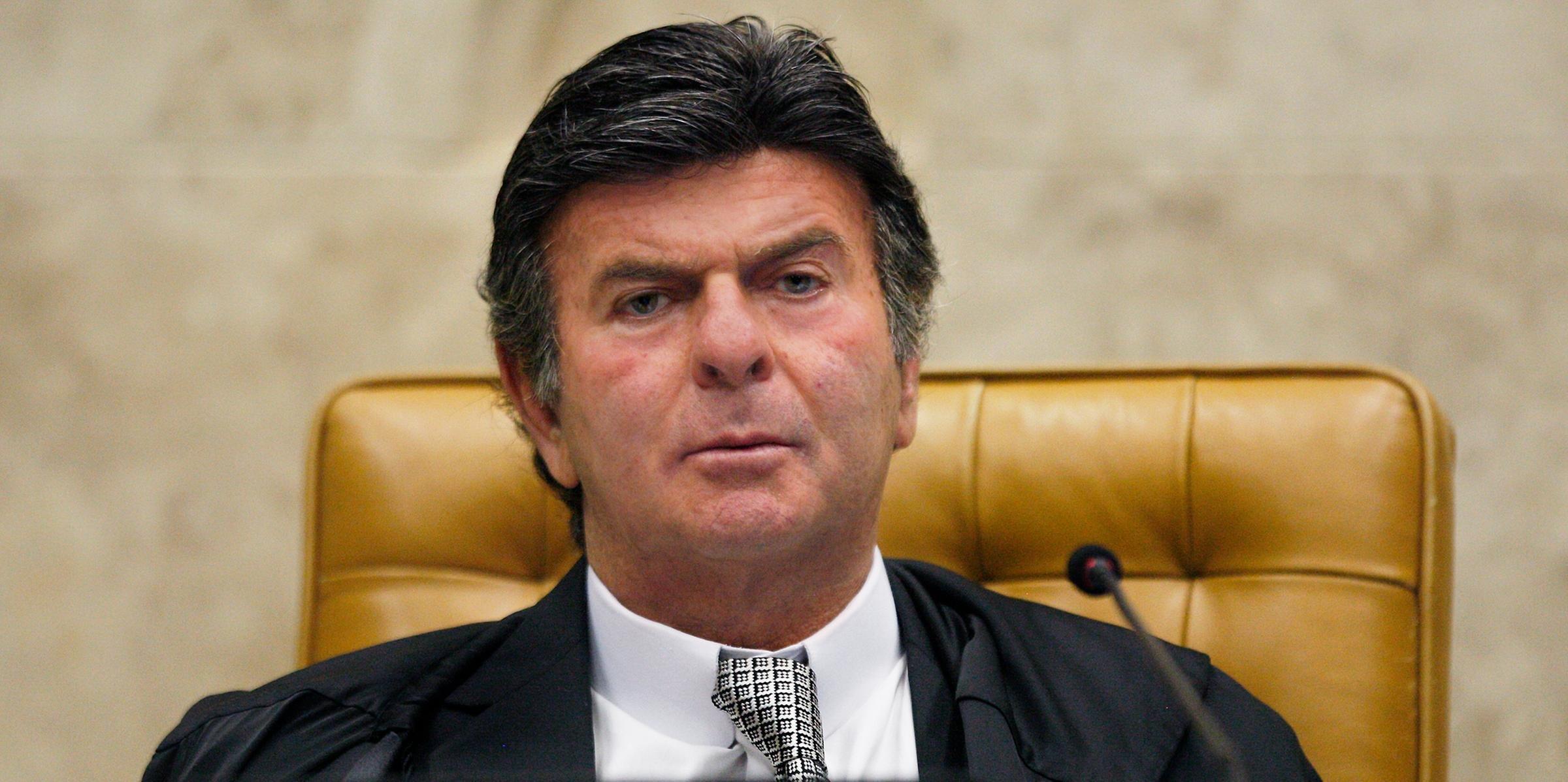 Fux tomou posse como presidente do STF na última quinta-feira