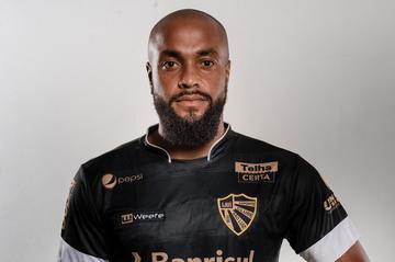 Goleiro Lucio foi um dos atletas do São Luiz que testaram positivo para a Covid-19