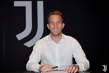 Arthur é o novo reforço da Juventus
