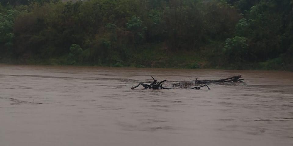 Rio Caí registrou elevação de 60 centímetros por hora nesta terça-feira