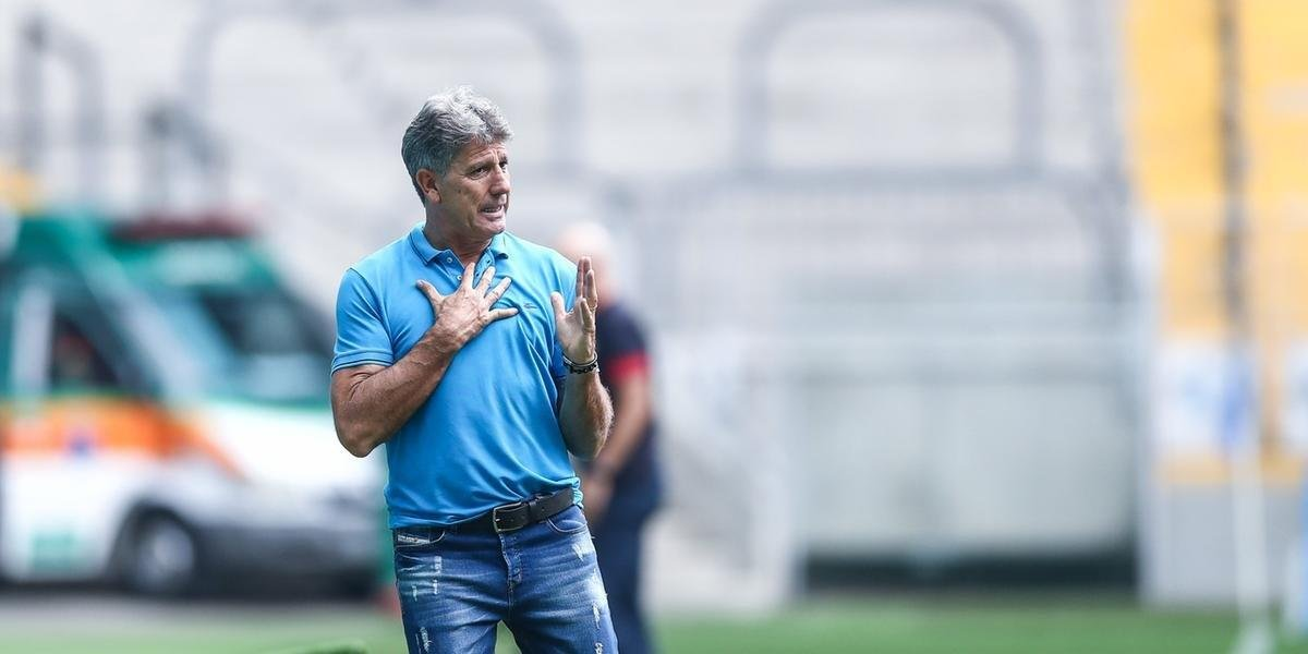 """A data certa para a """"reapresentação"""" de Renato ainda depende da oferta de voos no Rio de Janeiro"""