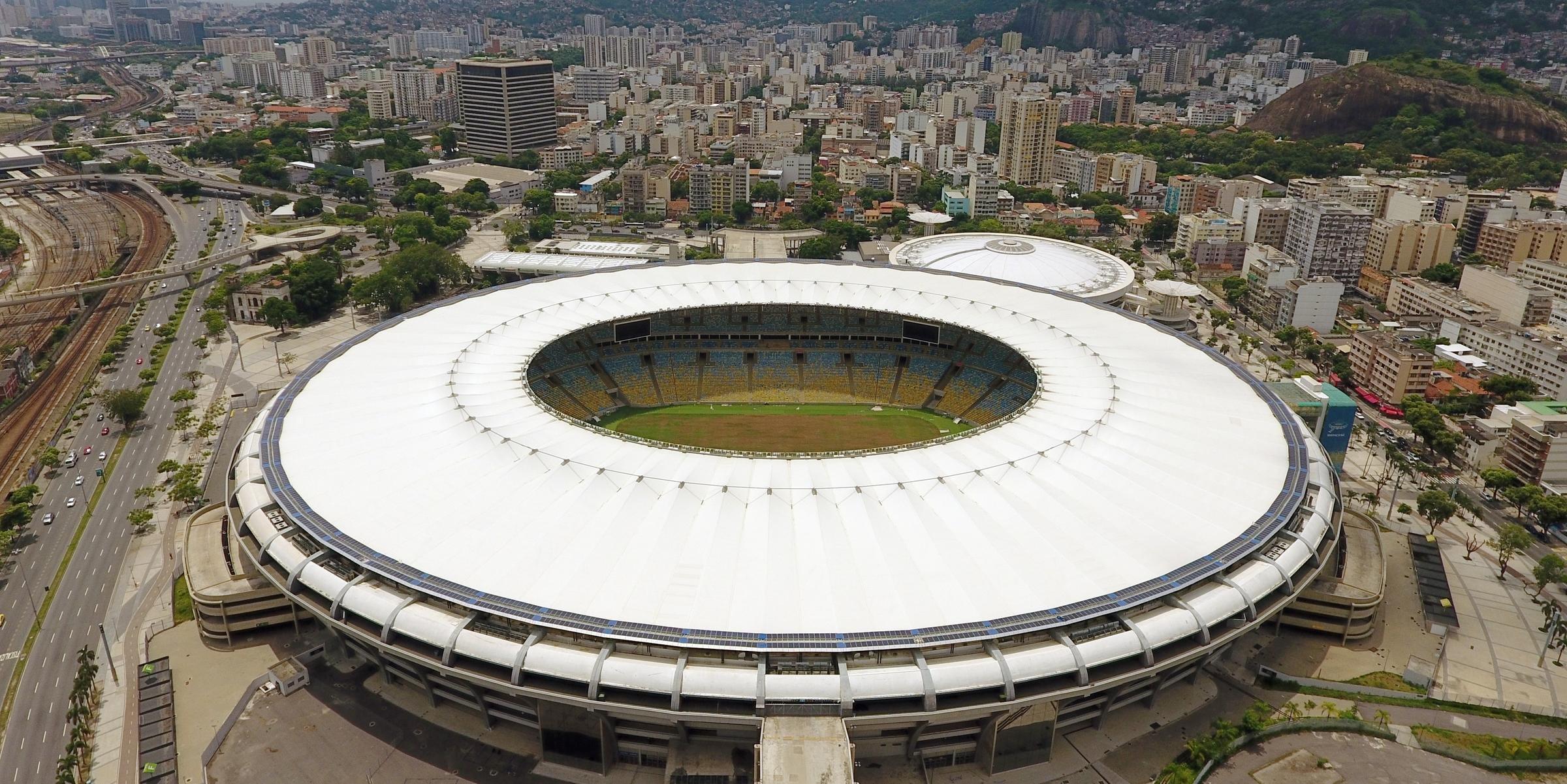 Maracanã será palco da final da Libertadores