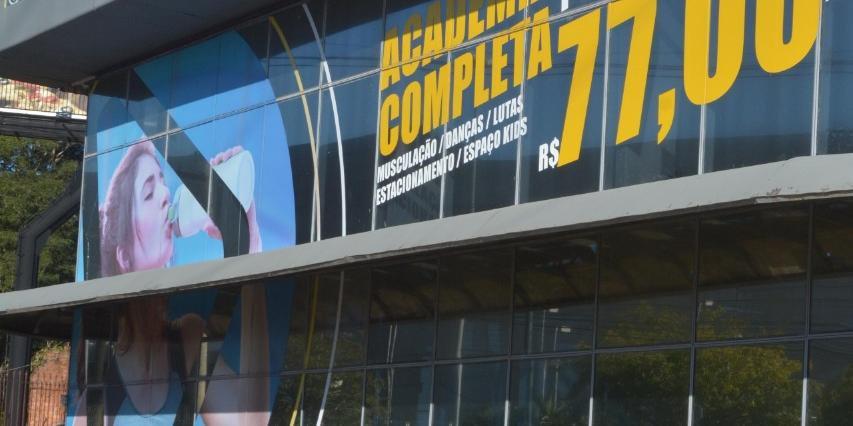 No Estado, conforme Dummer, estão em funcionamento 3.838 academias, sendo 2.457 em Porto Alegre