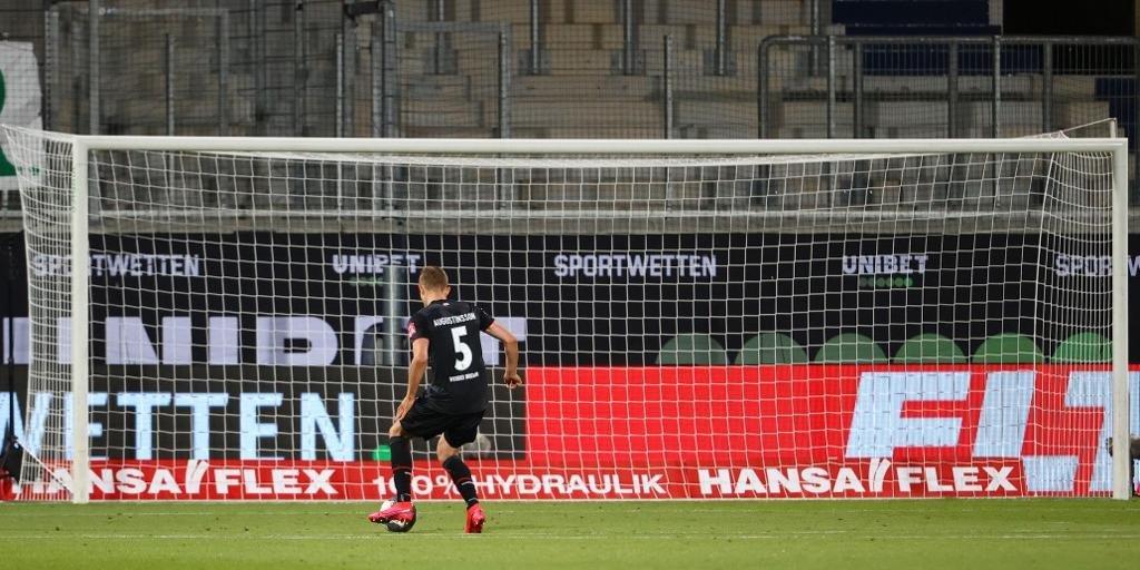 Temporada de futebol de 2019-2020 já terminou na Alemanha