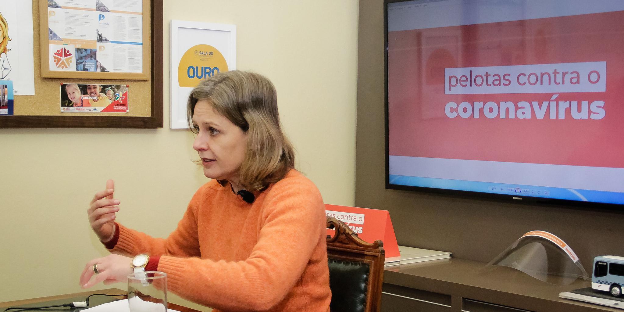 Objetivo da legislação sancionada pela prefeita Paula Mascarenhas no último dia 3 é combater a Covid-19 na cidade