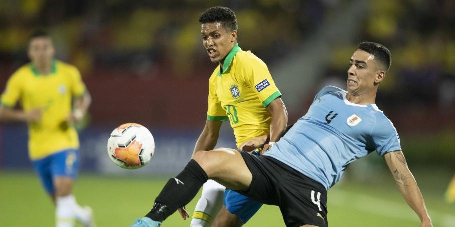 Brasil tem vaga garantida no futebol masculino nos Jogos de Tóquio em 2021