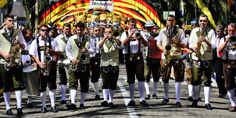 A 36ª Oktoberfest estava programada para ocorrer de 7 a 18 de outubro de 2020