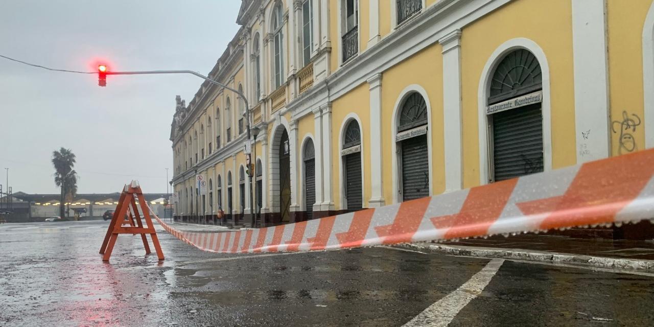 Marchezan admitiu que pode adotar lockdown caso o isolamento social não funcione em Porto Alegre