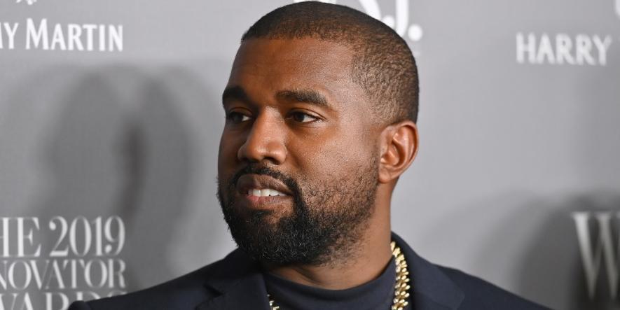 Rapper Kanye West chora ao lançar candidatura à presidência dos EUA