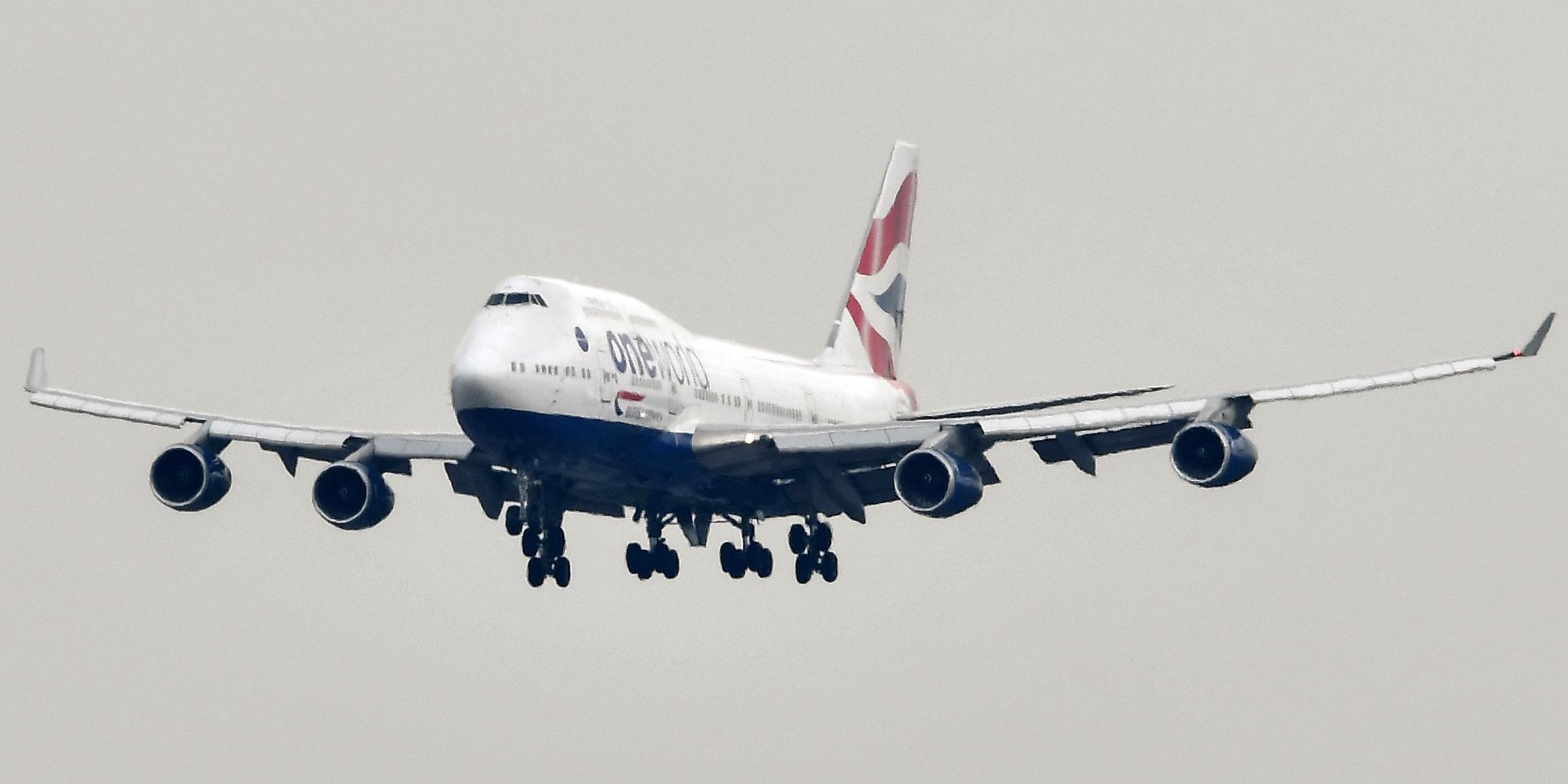 A companhia aérea procurou demitir até 12 mil funcionários, incluindo 1.255 pilotos, quando a pandemia de coronavírus interrompeu os vôos internacionais.