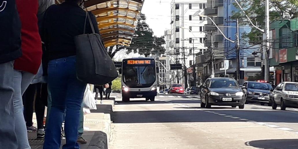 Horários do transporte coletivo Caxias do Sul são ajustados para o fim de semana