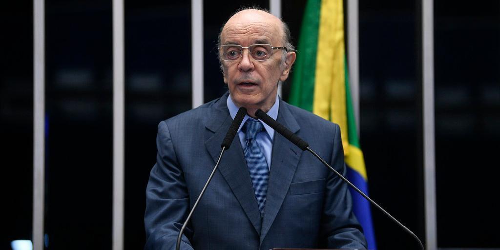 Senador José Serra (PSDB) apresentou reclamação ao STF para suspender as investigações da