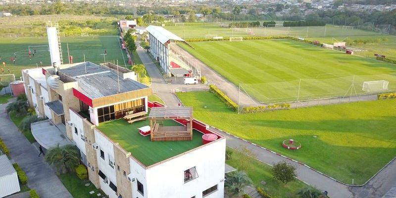 Centro de treinamentos Morada dos Quero-Queros, em Alvorada, será o local da partida do Inter contra o Aimoré, pelo Gauchão
