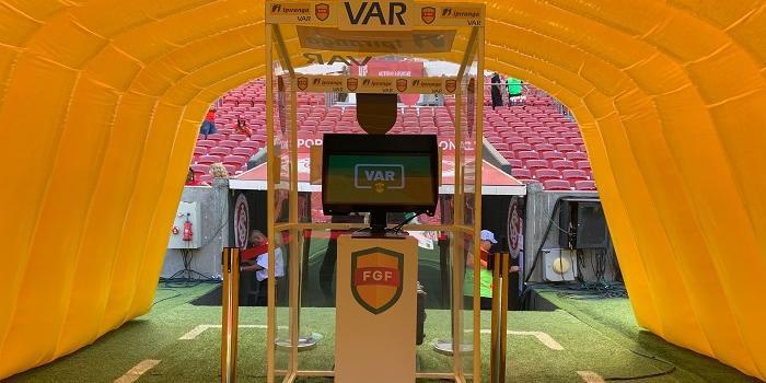 VAR já foi utilizado em duas partidas no Gauchão 2020