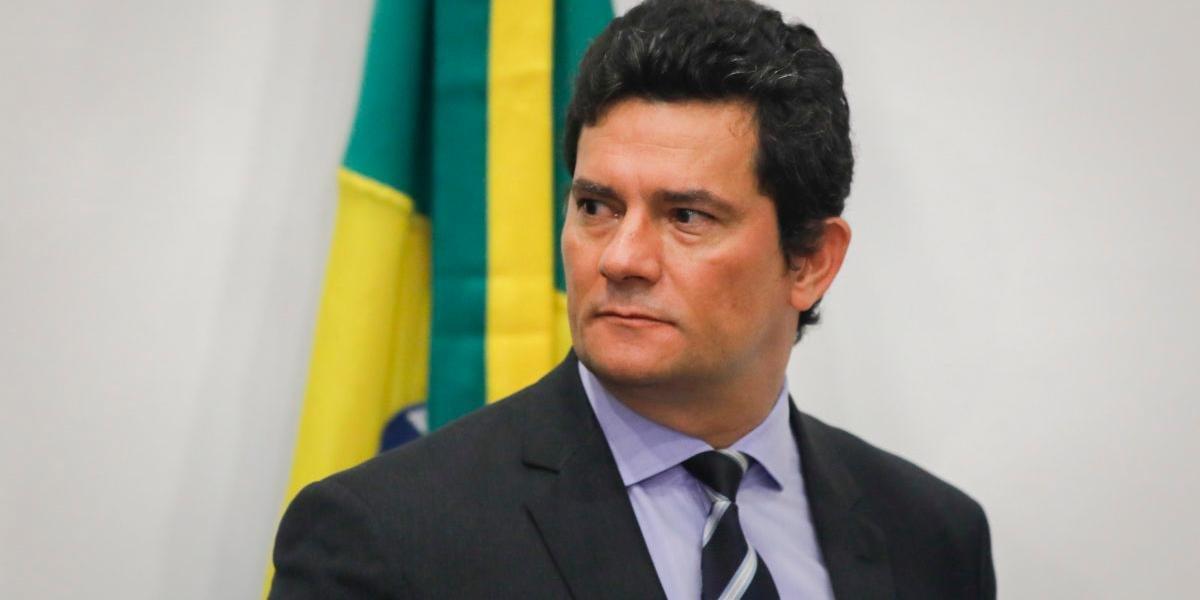 Ex-ministro da justiça, Sérgio Moro, rebate declarações dadas por Augusto Aras