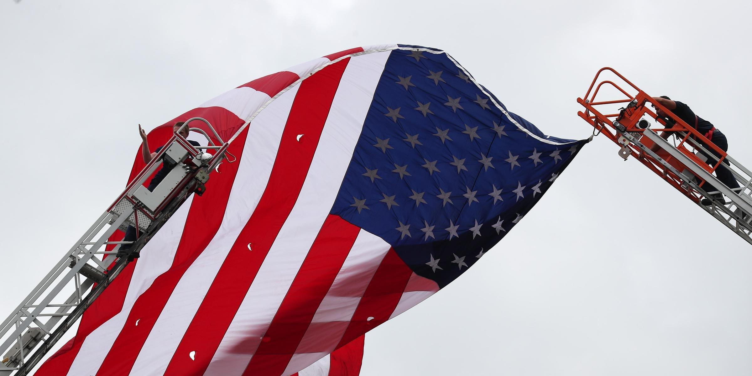 De acordo com o governo norte-americano, o declínio no PIB do segundo trimestre refletiu a resposta à Covid-19