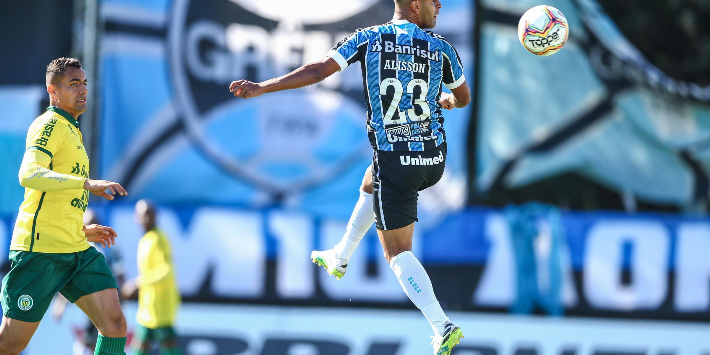 CT Hélio Dourado é a opção do Grêmio com a Arena não sendo liberada