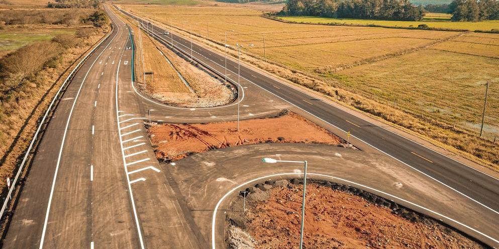 A obra beneficia diretamente 12 municípios da região Sul do Estado