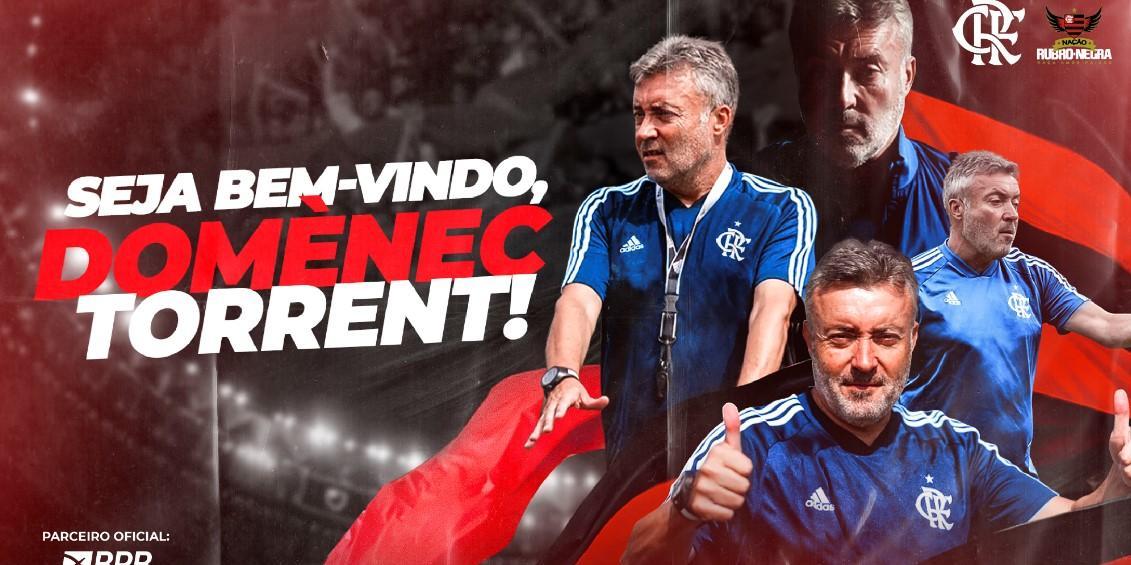Clube anunciou o novo treinador na tarde dessa sexta-feira (31)