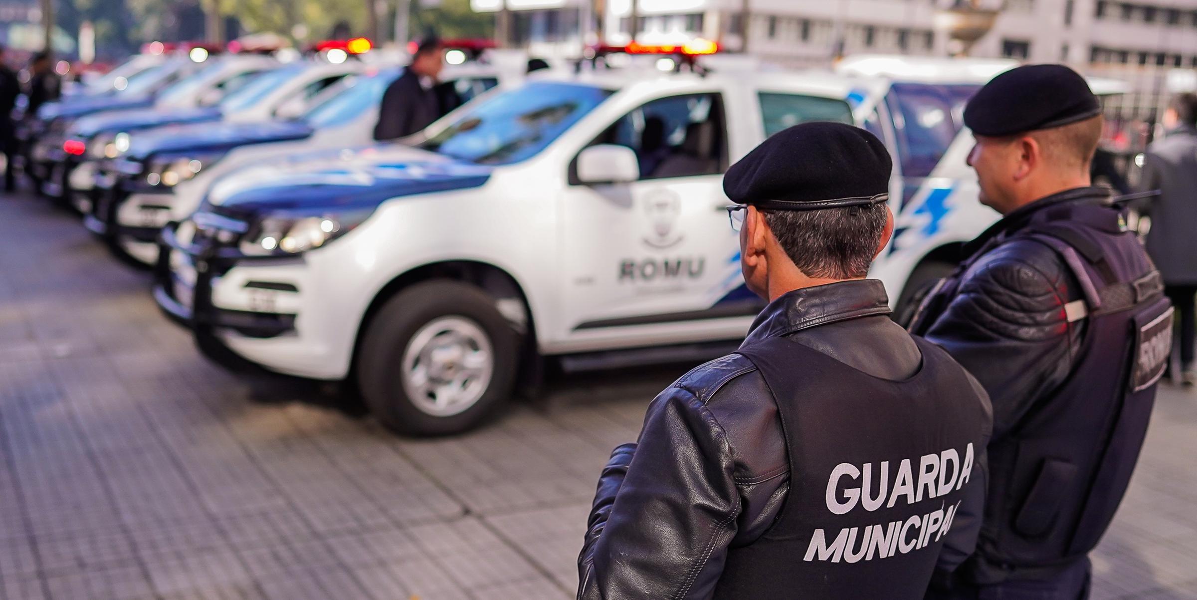 Guarda Municipal fara ações para evitar aglomerações durante os jogos da dupla Gre-Nal no domingo
